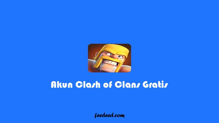 100+ Akun COC Gratis TH 5-13 Update Terbaru Januari 2021