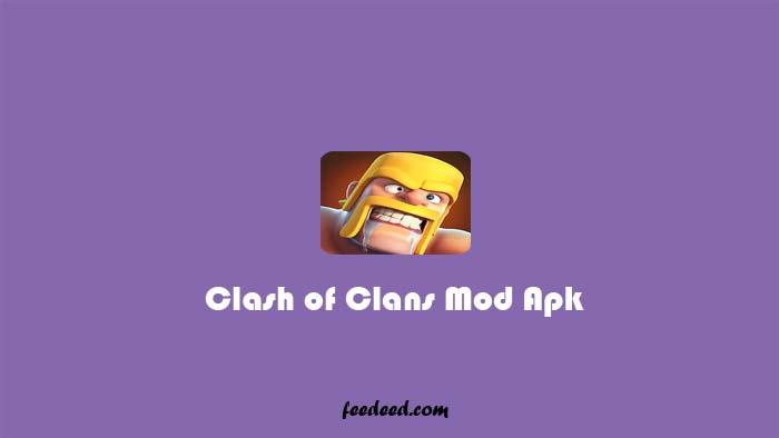 Download COC Mod Apk Unlimited Gems, Gold & Elixir Terbaru 2021