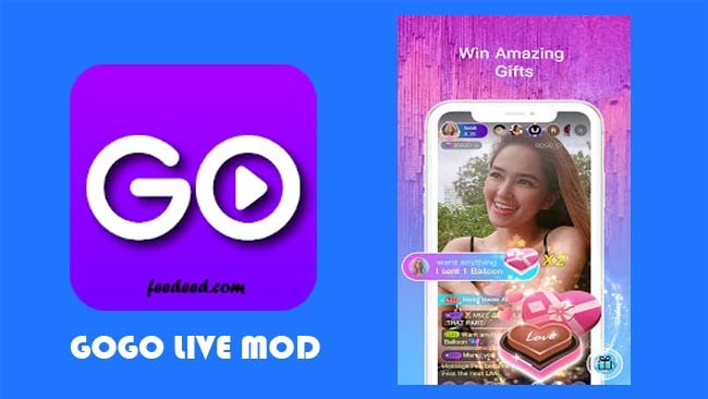 Download Gogo Live Mod Apk Unlimited Coin Terbaru 2020