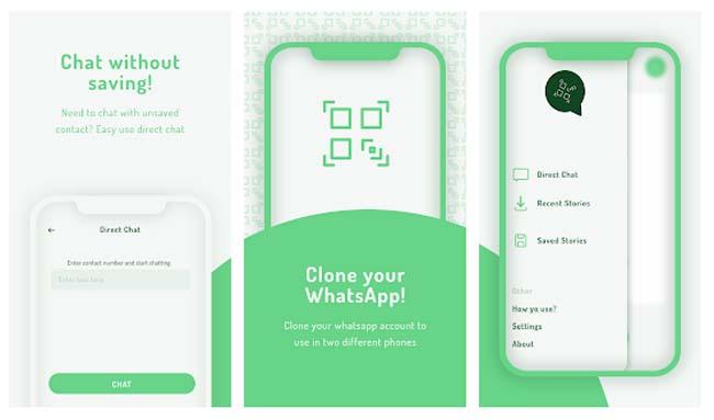 Clonapp for Whatsapp