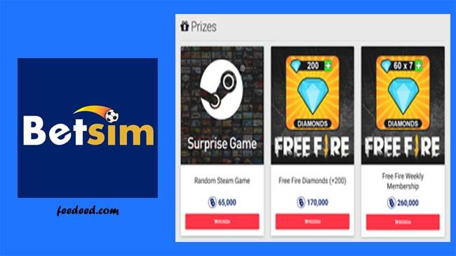 App Betsim Net FF Diamond Free Fire Gratis Terbaru 2020
