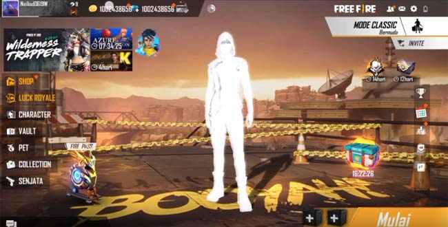 Download Brote Mod FF Apk Cheat Menu Free Fire Terbaru 2020