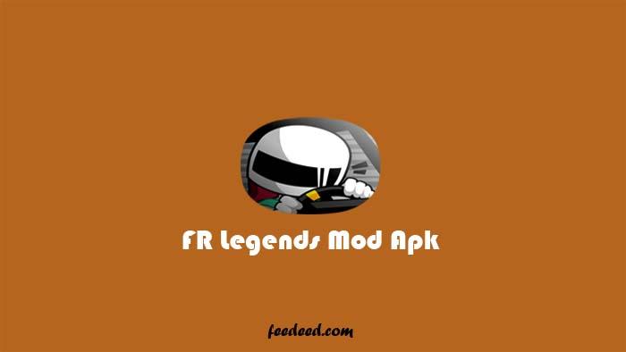 Download FR Legends Mod Apk 0.2.7 Unlimited Money Terbaru 2021