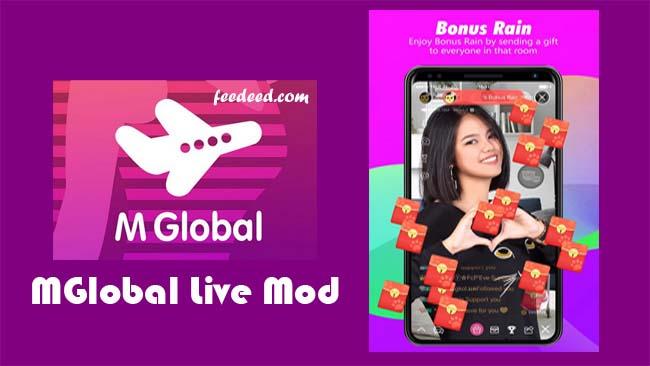 Download MGlobal Live Mod Apk Unlock Room Versi Terbaru 2020