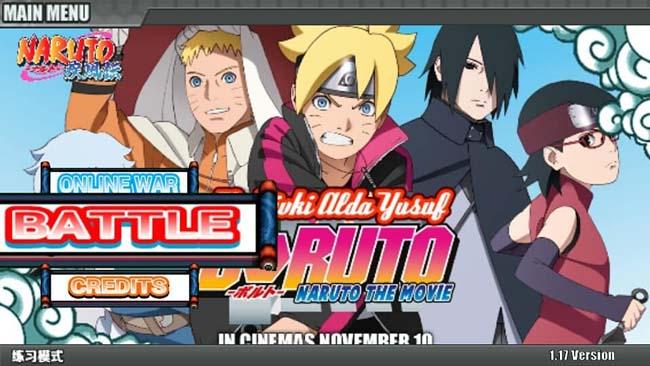 Download Naruto Senki Mod Apk Full Character Versi Terbaru 2020