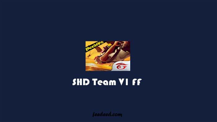 Download SHD Team V1 Apk FF Mod Menu Auto Headshot Terbaru 2021