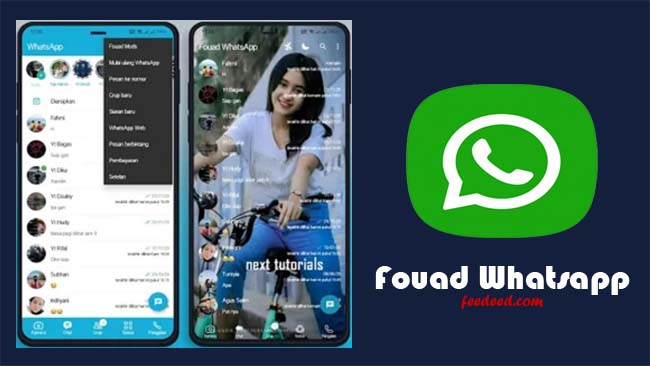 Download Fouad Whatsapp Apk Versi Terbaru 2020 Anti Banned