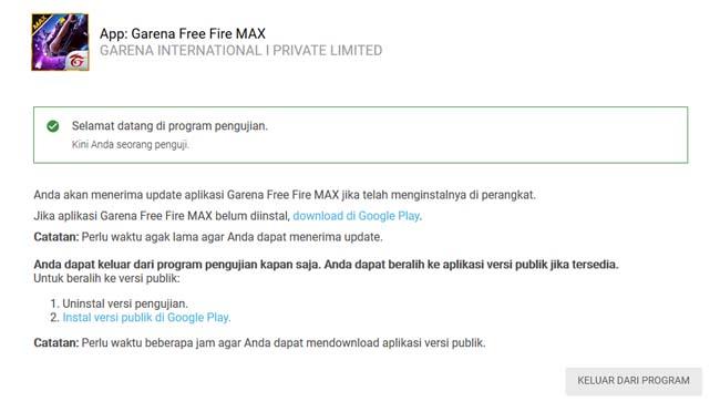 Download Free Fire (FF) Max Apk 4.0 Update Versi Terbaru 2020