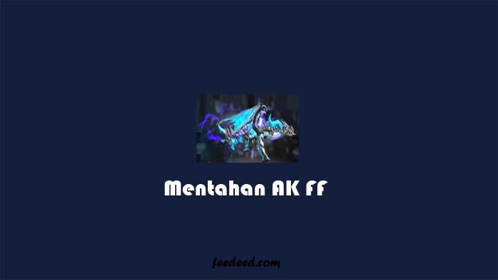 Download Mentahan AK 2 Juta FF, Begini Cara Menggunakanya