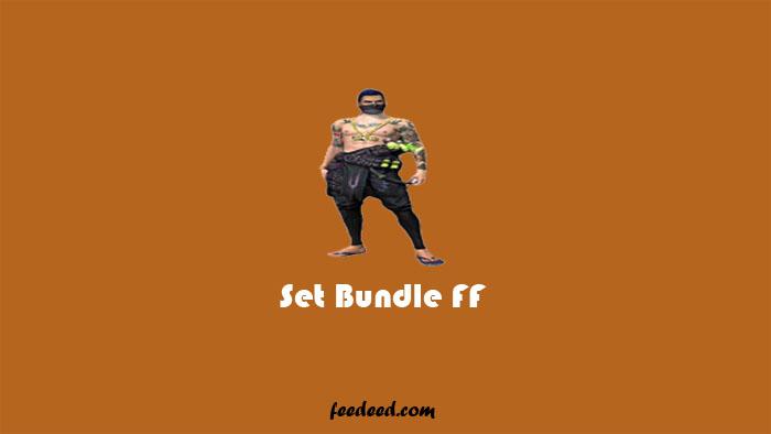 10 Set FF (Free Fiire) Keren, Gagah dan Simpel Terbaru 2021