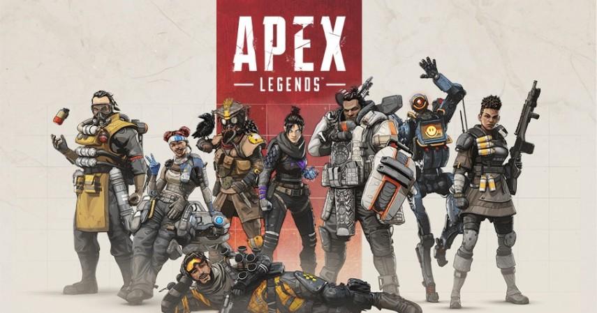 Game online terbaik di dunia - Apex Legends