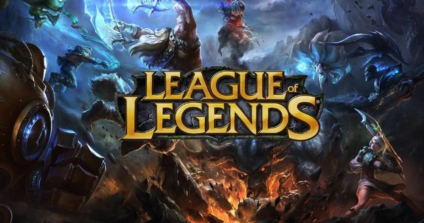 Game online terbaik di dunia - League of Legend