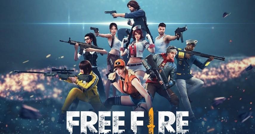 Game online terbaik di dunia - Free Fire