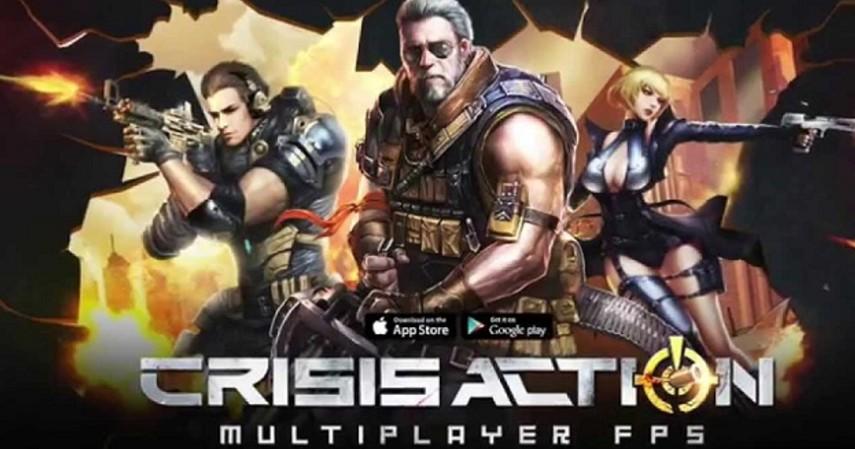 Game online terbaik di dunia - Crisis Action