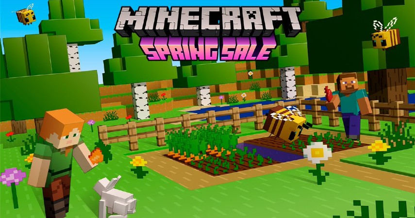 Game online terbaik di dunia - Minecraft