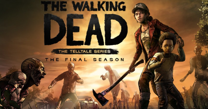 Game petualangan android - The walking dead