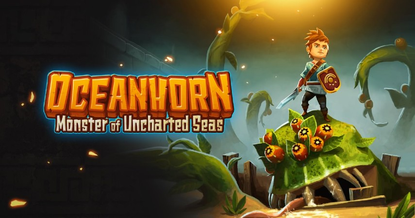 Game petualangan android - Monster of uncharted seas