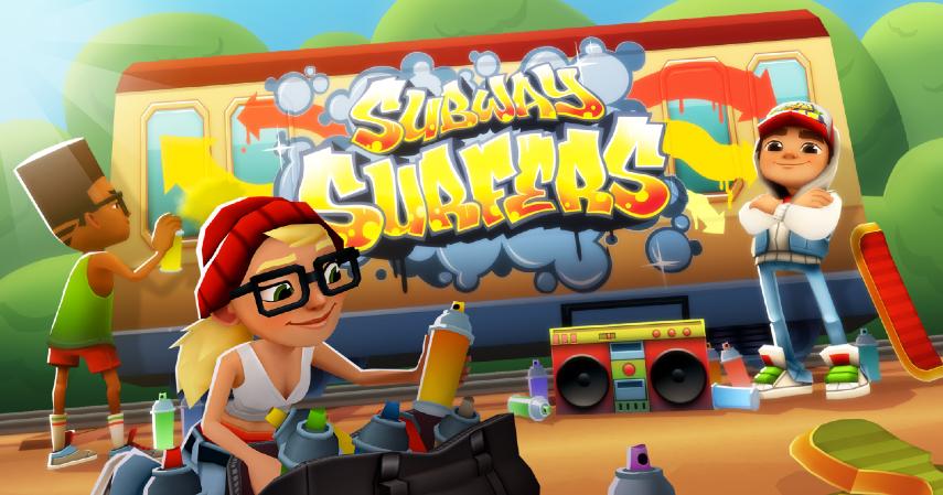 Subway Surfers - Game Offline