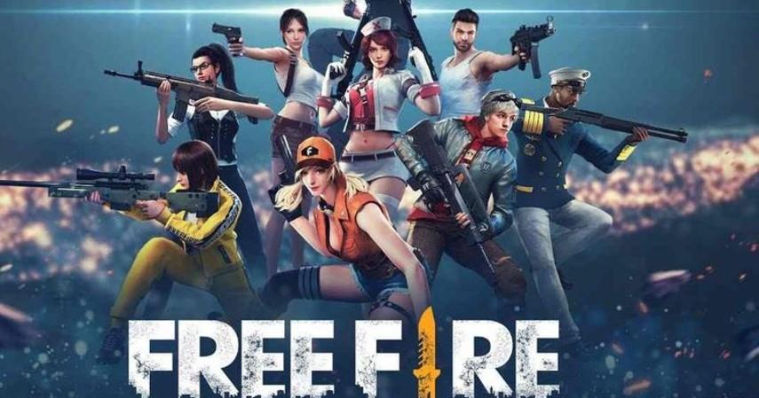 Urutan rank free fire - Karakter free fire