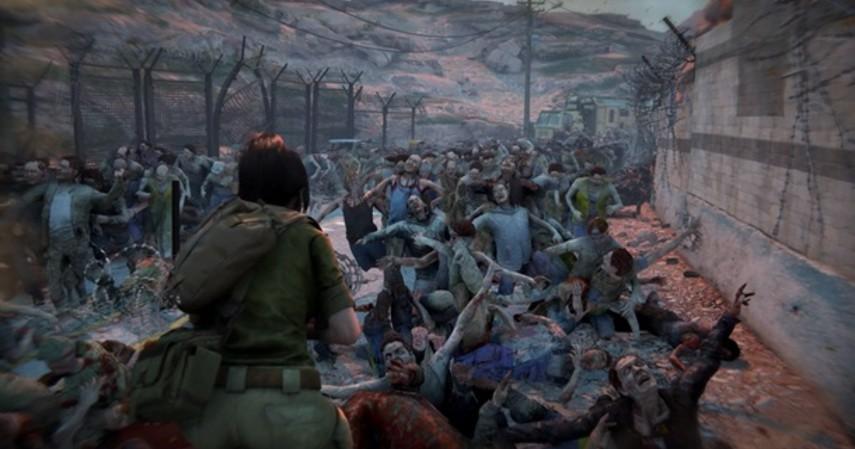 World war z game - Menghadapi zombie di berbagai kota