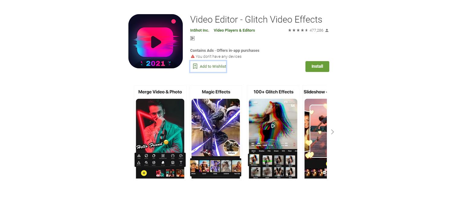 Aplikasi Edit Video Android Offline