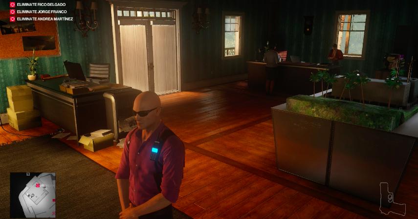 Al NPC yang Sopan - Review Game Hitman 2