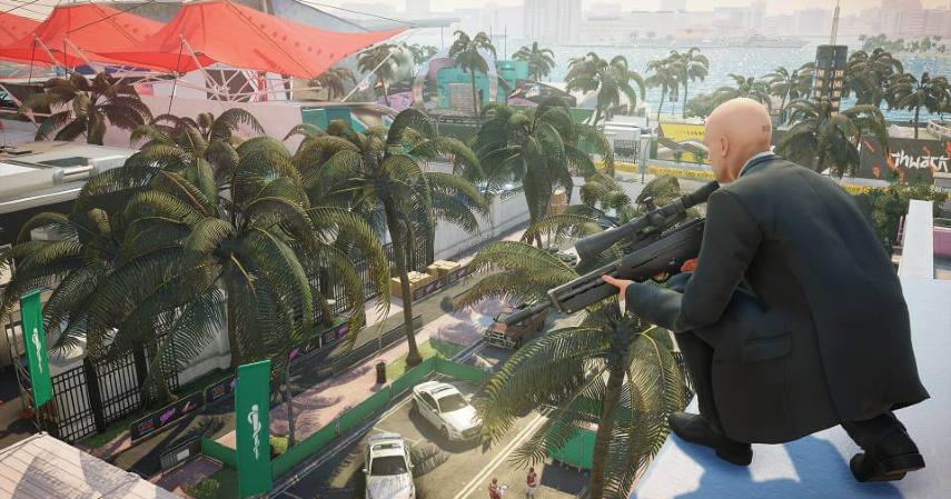 Lokasi Baru - Review Game Hitman 2
