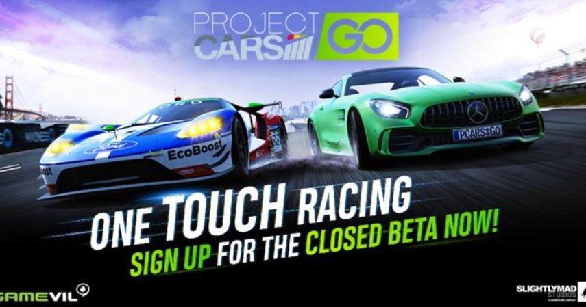 Project Cars Go Memiliki Banyak Event