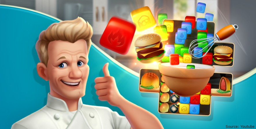 review game chef blast