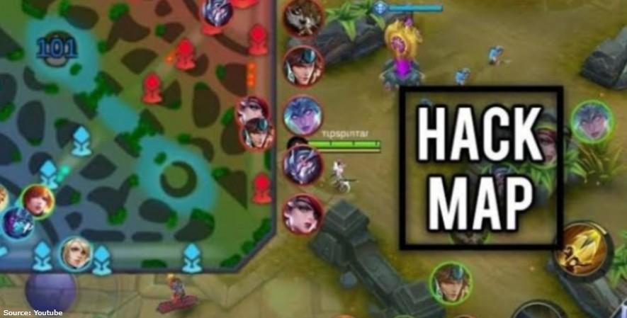 Map Hack ML