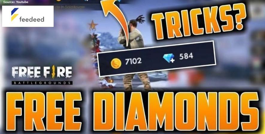 diamond free fire gratis
