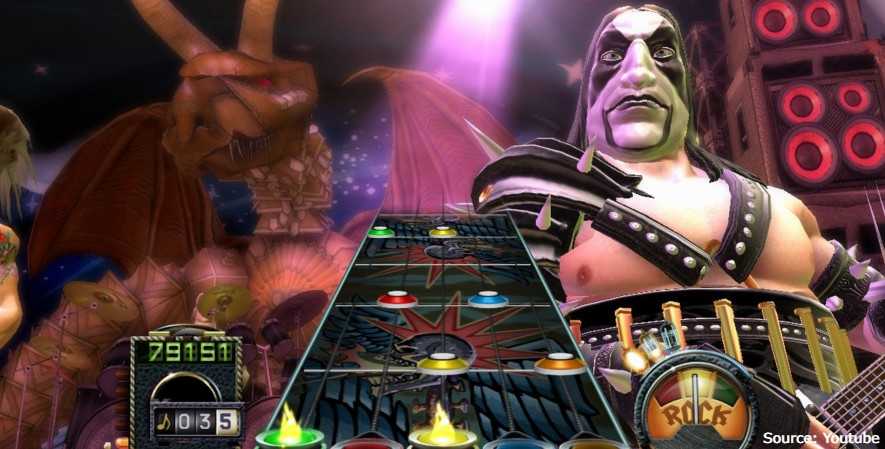 cheat Guitar Hero PS2