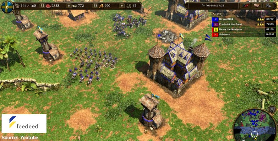 cheat Age of Empire 3