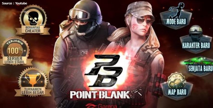 Cheat Point Blank