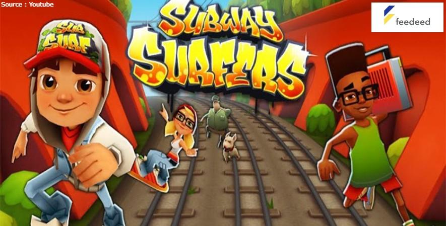 Game Subway Surfer