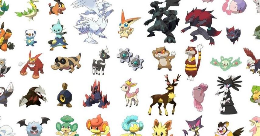 review game pokemon ultimate - grafik 3d