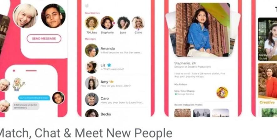 cara daftar aplikasi Tinder