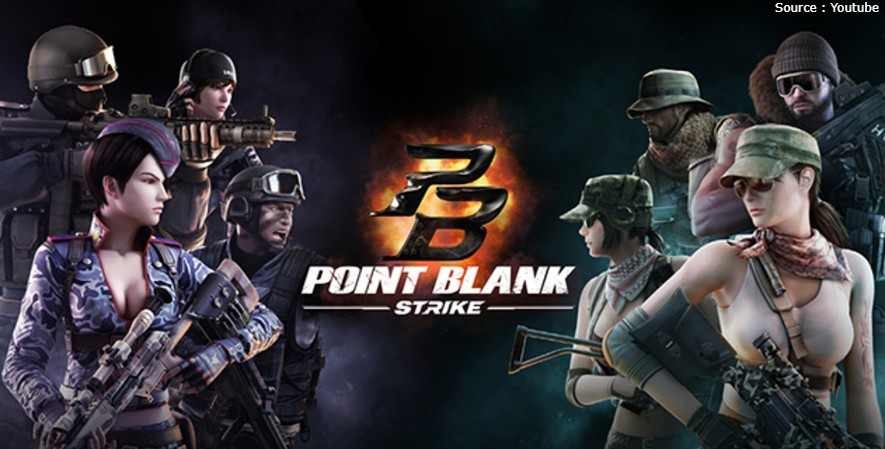 Cheat Point Blank Zepetto