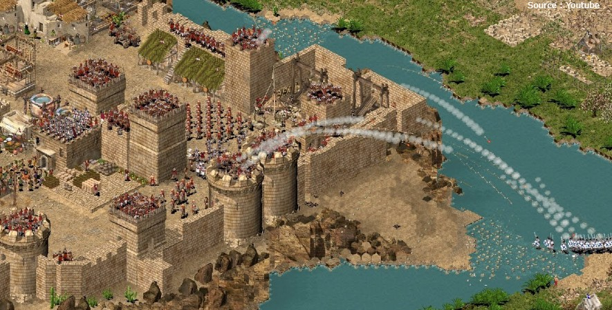 cheat stronghold crusader