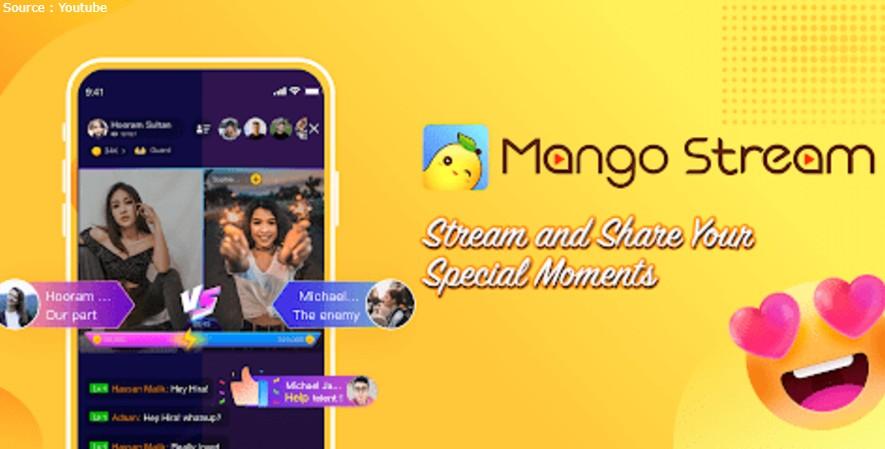 diamond gratis Mango Live