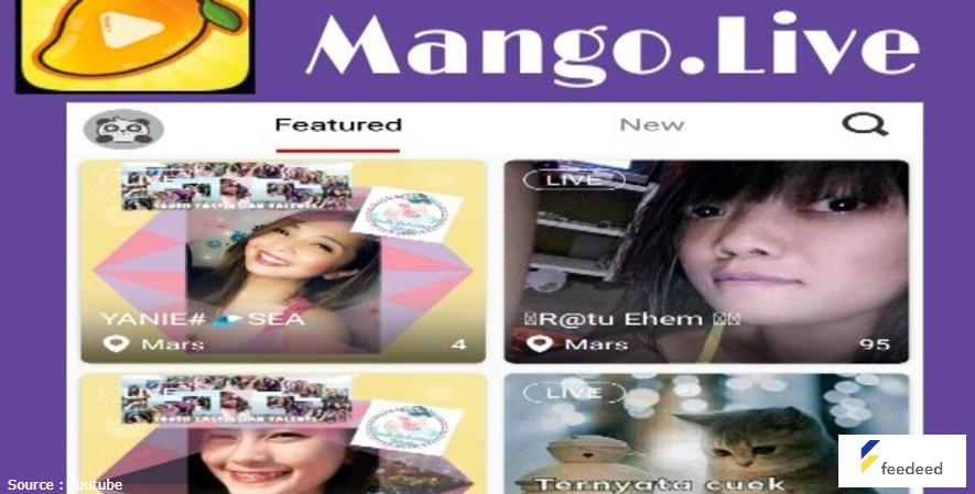 host mango live