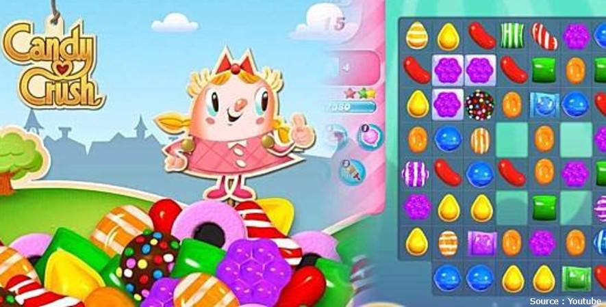 game Candy Crush Saga