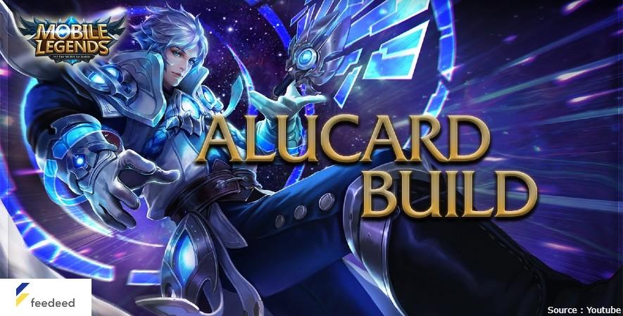 Build Alucard terbaru