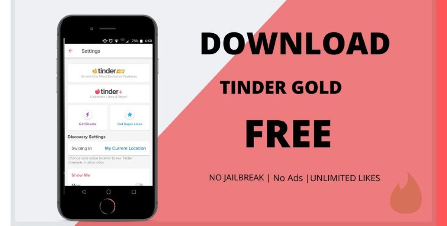 Daftar Tinder Gold