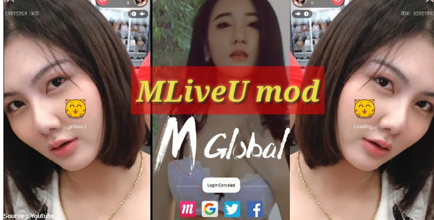 MGlobal apk live streaming