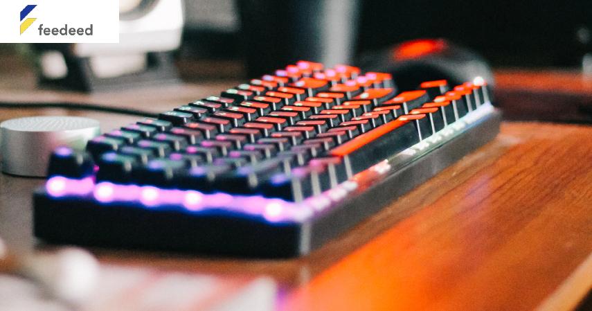 thumbnail keyboard gaming murah - keyboard gaming murah